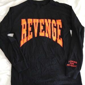 Tops - Drake Revenge Tour long sleeve